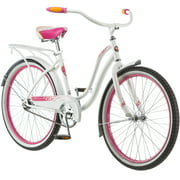 "24"" Schwinn Huntington Girls' Cruiser Bike, White"
