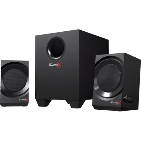 Creative Sound BlasterX Kratos S3 2.1 Gaming Speaker System (Best Creative Speakers 2.1 Price)