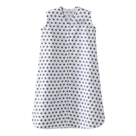 Barefoot Dreams Satin Blankets (Safe Dream Wearable Blanket Poly Knit Grey Dot SM)