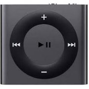 Apple iPod 4th Generation 2GB Space Gray Shuffle, Like New in Plain White Box