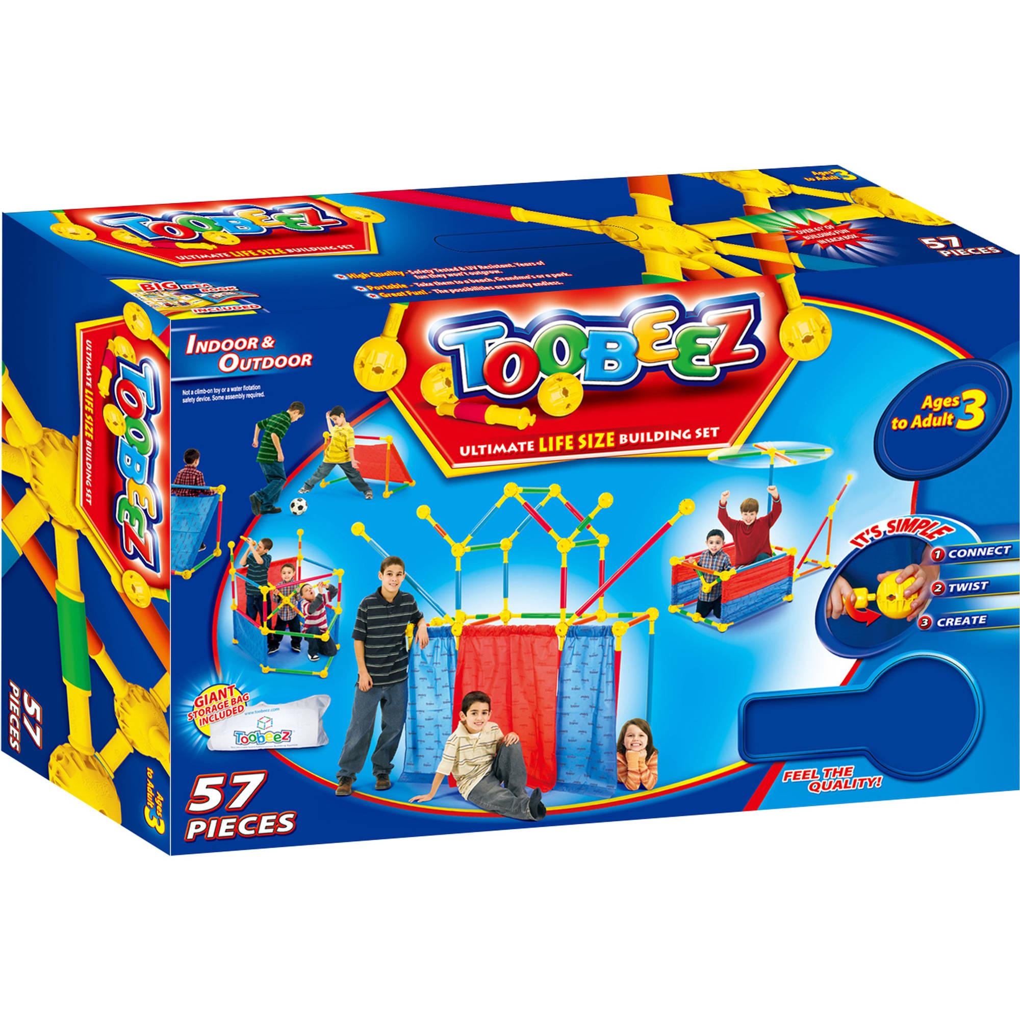 Toobeez 57-Piece Original Building Kit