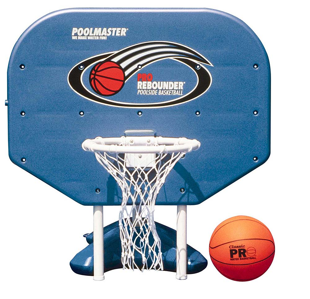 Poolmaster Pro Rebounder Poolside Basketball Game for Swimming Pools
