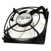 Arctic AFACO-12P00-GBA01 F12 Pro 120mm Anti-Vibration PC Computer Case Fan