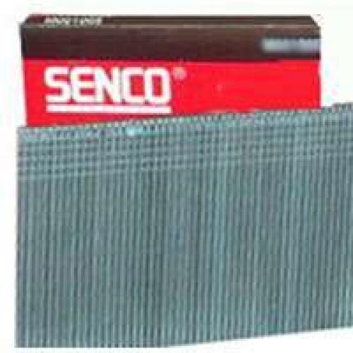 Senco Products, Inc. A401259 16X1-1/4 T-Hd Smth Electro-Galvanized Clam Shell Adhesive Collated Stra