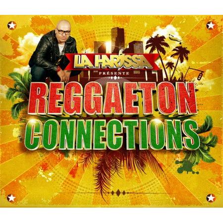 Reggaeton  Connections   Reggaeton  Connections  Cd