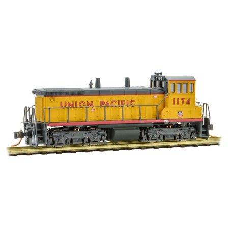 Micro-Trains MTL N-Scale EMD SW1500 Diesel Locomotive Union Pacific/UP #1174