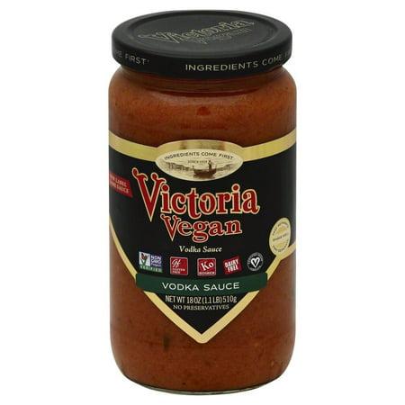Sauce Vodka Vegan 18 FO