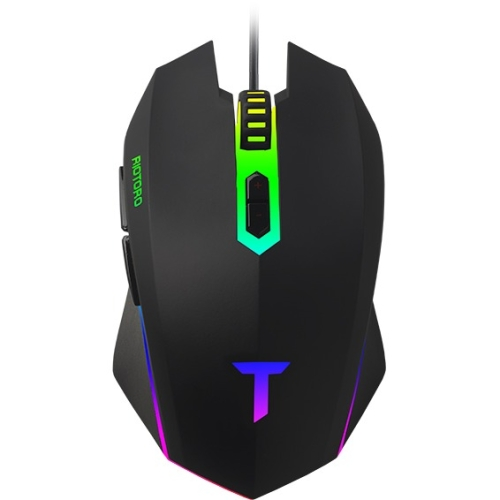 Gaming Mouse RIOTORO URUZ Z5 Lightning RGB Multicolor 4000 DPI Optical Gaming Mouse [ MR-400L ]