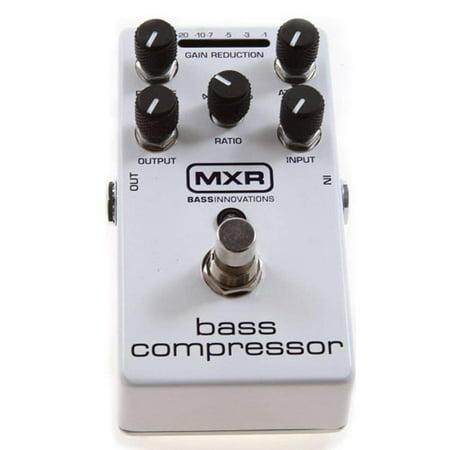 MXR M87 Bass Compressor True Bypass Built-In Constant Headroom -