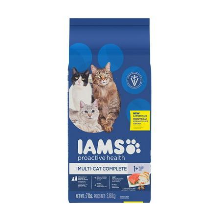 Iams Proactive Health Cat Food Review
