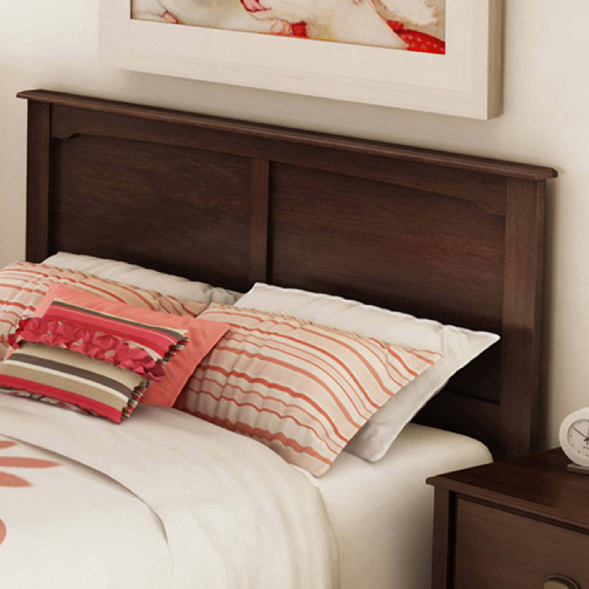 South Shore Willow Full Headboard, 54'', Multiple Finishes