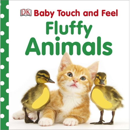 Baby Touch and Feel: Fluffy Animals for $<!---->