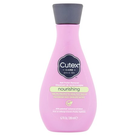 (Cutex Care Nourishing Nail Polish Remover, 6.7 fl oz)
