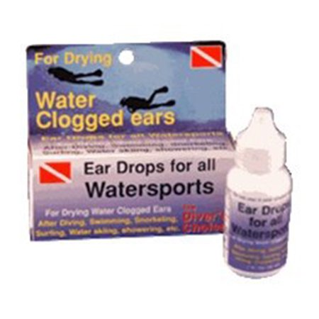 Swimmers Ear Solution for Scuba Diving and Snorkeling First