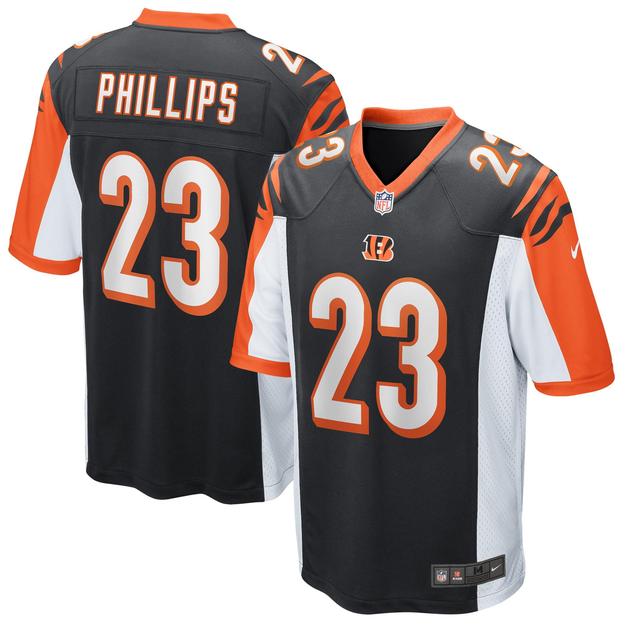 Darius Phillips Cincinnati Bengals Nike Game Jersey - Black