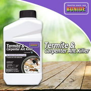 Bonide (BND568) - Termite and Carpenter Ant Killer, Insecticide/Pesticide Concentrate (32 oz.)