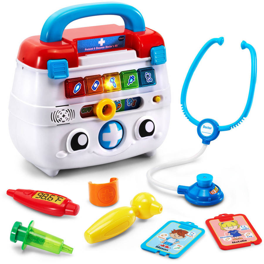 VTech Pretend & Discover Doctor's Kit by