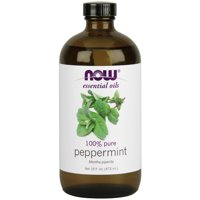 Now, 100% Pure Peppermint Essential Oil, Aromatherapy, 16oz