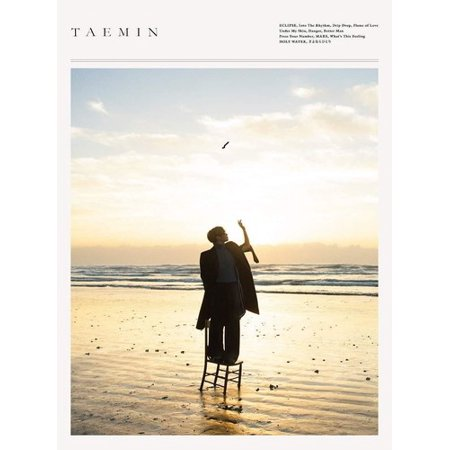 Taemin: Japanese Limited CD + DVD Edition (CD) (Includes DVD) (Limited