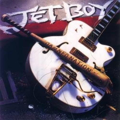 Jetboy - Damned Nation [CD]