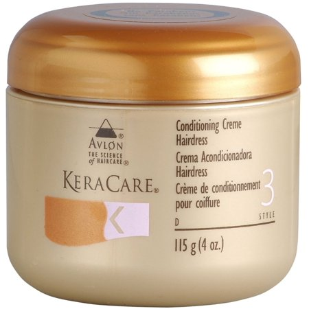 - 2 Pack - Kera Care Conditioning Creme Hairdress 4 oz