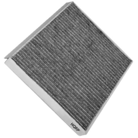 2012 Genesis Coupe - HQRP Cabin Air Filter for Hyundai Genesis Coupe 2010 / 2011 / 2012 Activated Charcoal Microfilter plus HQRP Coaster