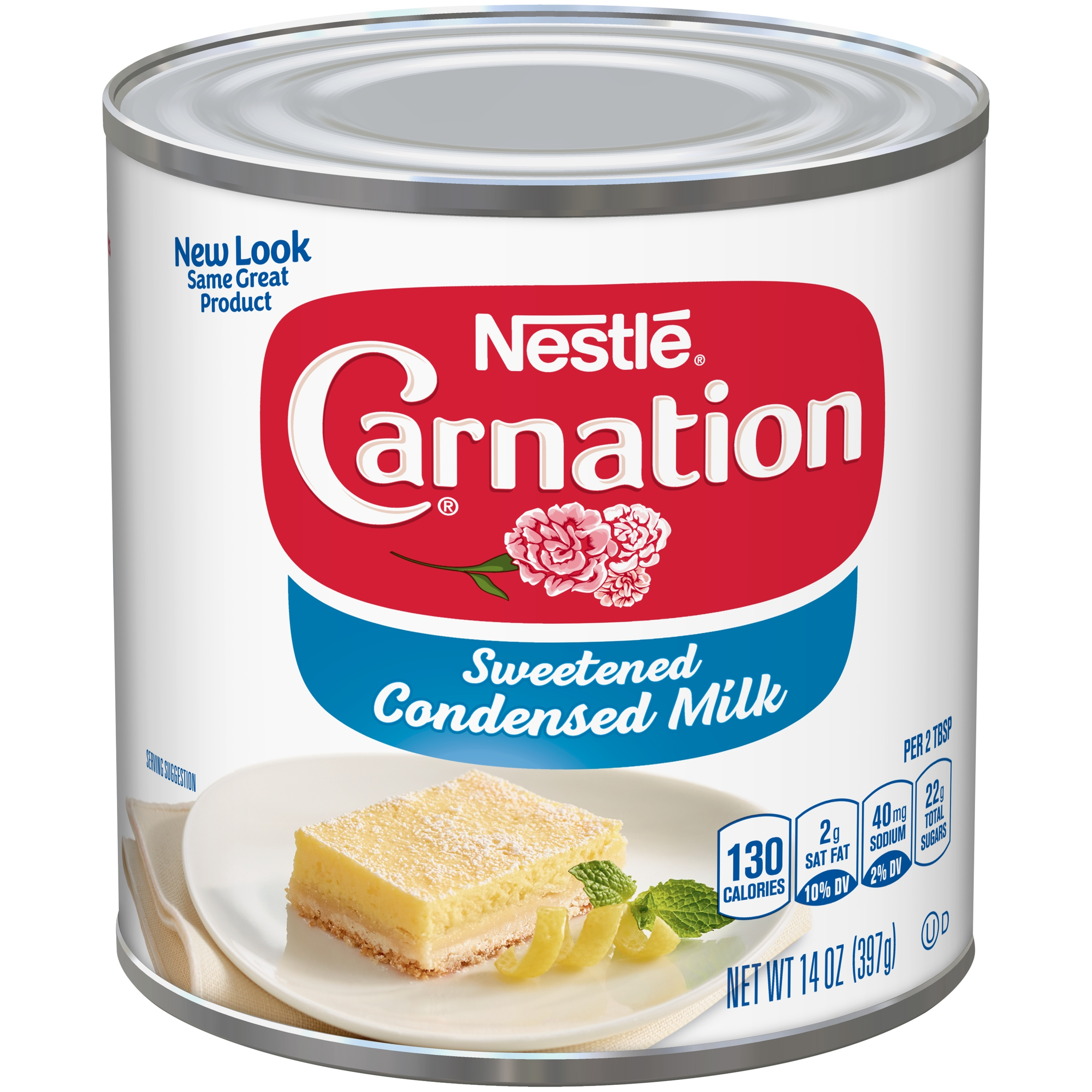 Carnation Sweetened Condensed Milk, 14 oz Can