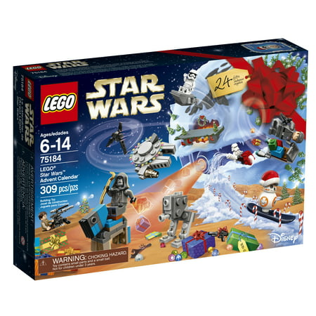 LEGO Star Wars 2017 Advent Calendar 75184