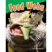 Science Readers: Food Webs (Paperback)