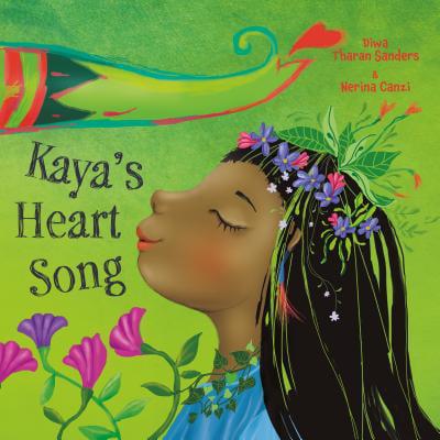 Kaya's Heart Song (Hardcover) - Musica Halloween Theme Song