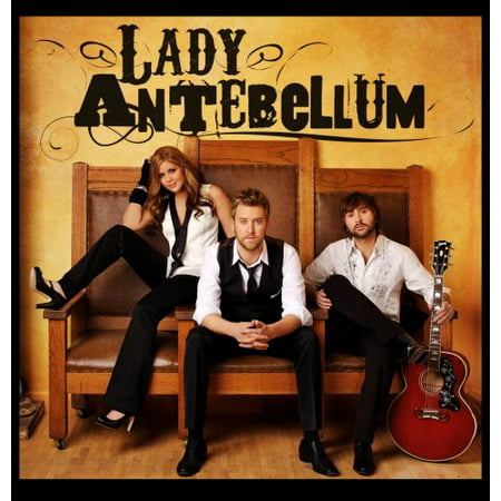 Lady Antebellum (CD)