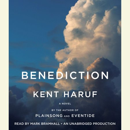 Benediction - Audiobook