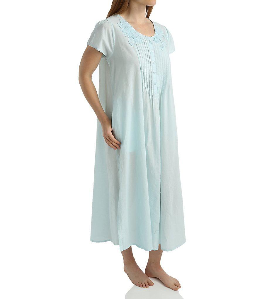 La Cera 1275G 100% Cotton Lace Applique Ballet Gown
