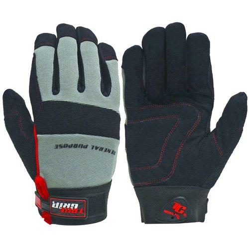 Big Time Products 9002-23 Medium True Grip High Dexterity General Purpose Glove