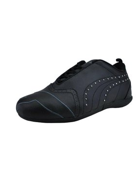 3d59a5a7dec1 Product Image Puma Kids Youth Girl s Sela Diamond Black Dark Shadow Shoes  Sneakers