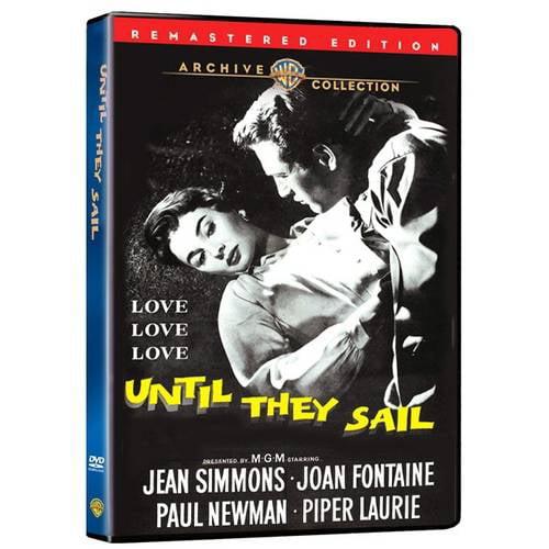 Until They Sail DVD Movie 1957