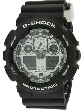 11e0c7c04034 Product Image G-Shock Mens Watch GA100BW-1A