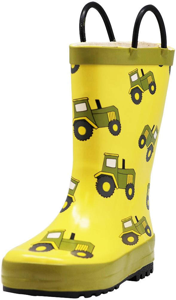 Rain Roots Shoes for Toddler//Little Kids Boys Girls Easy-On Lightweight Waterproof
