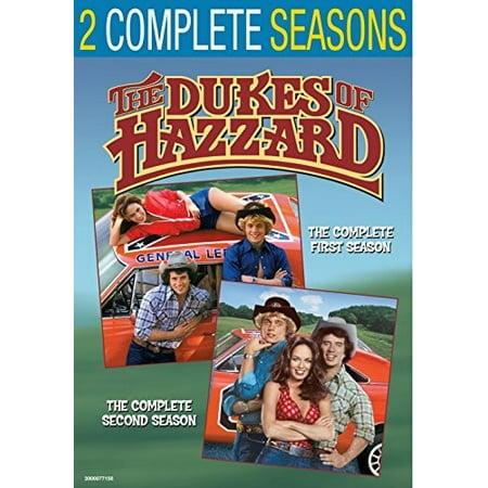 The Dukes Of Hazzard: Season 1 + Season 2 (DVD) (Dukes Of Hazzard Costumes)