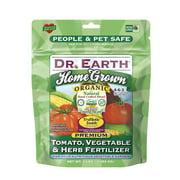 Dr. Earth Organic & Natural MINI's Home Grown Tomato, Vegetable & Herb Fertilizer, 1 lb