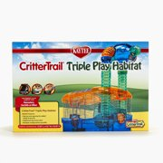 Kaytee CritterTrail Triple Play Habitat