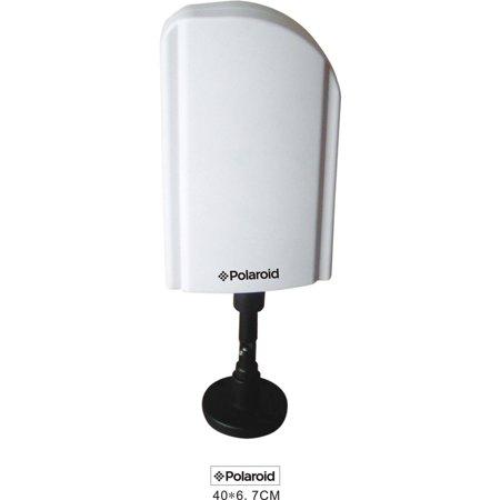 Polaroid IA-1300P Indoor/Outdoor HDTV Antenna Ideal for Patios and Decks, White