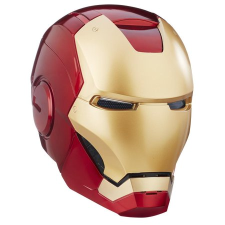 Iron Man Electronic Helmet