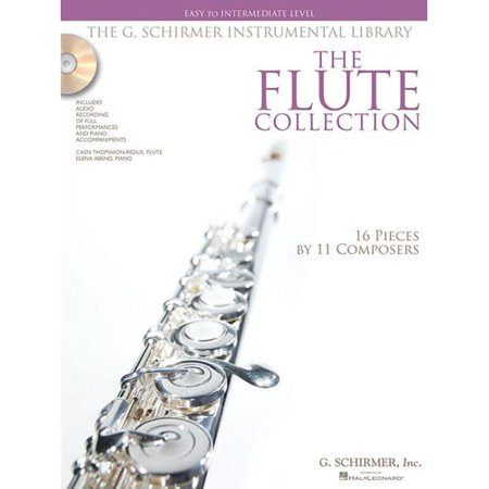The Flute Collection: Easy to Intermediate Level: The G. Schirmer Instrumental Library