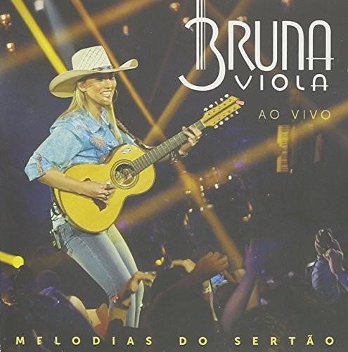 Bruna Viola Melodias: Ao Vivo [CD] by