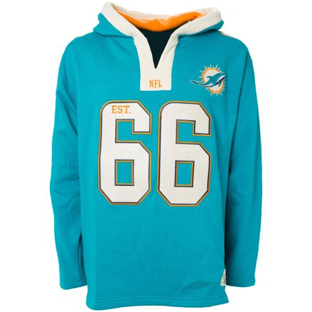 half off 0eb59 51f43 Miami Dolphins NFL All Pro Heavyweight Hoodie - Old Time Football   Walmart  Canada