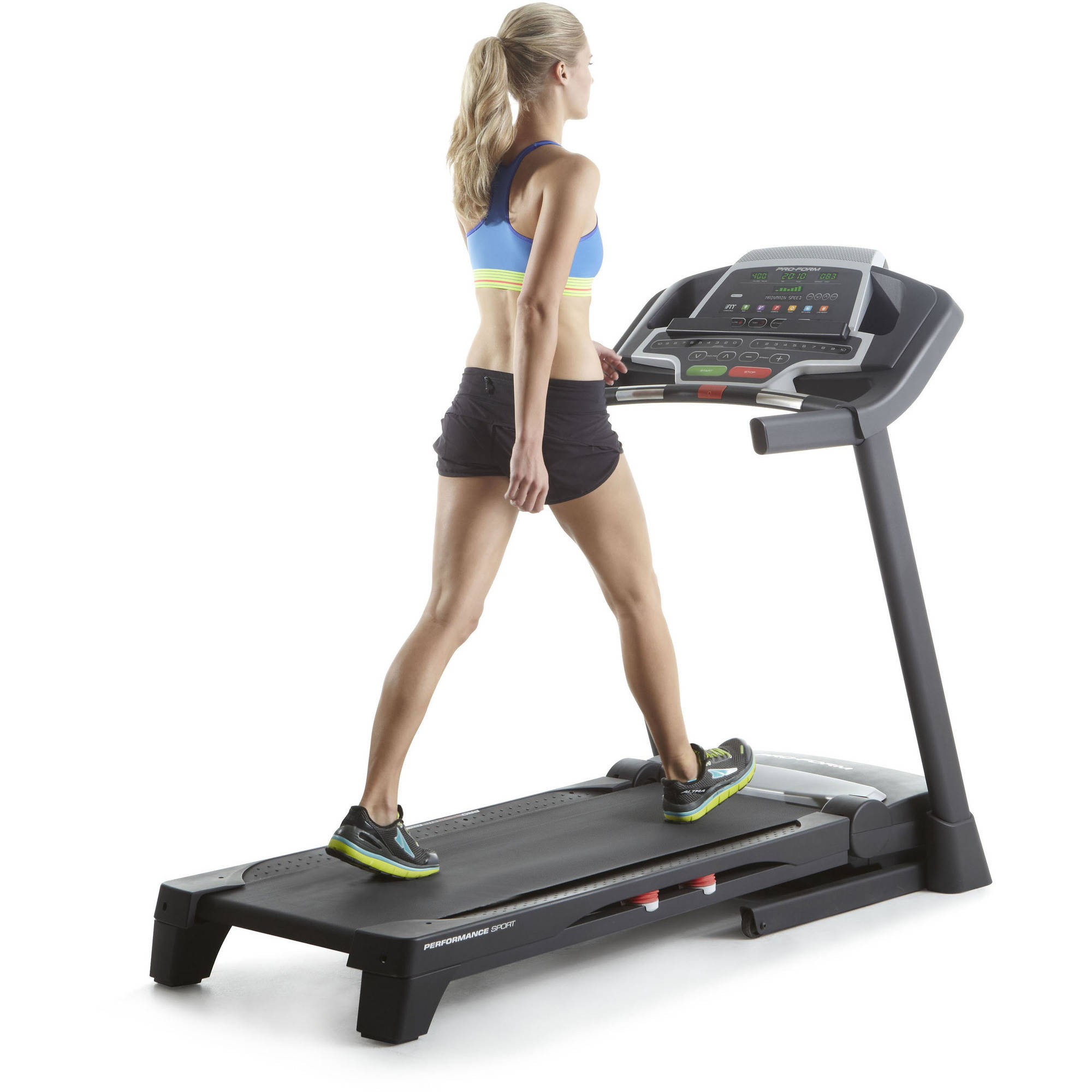 ProForm Performance Sport Folding Treadmill with Power Incline