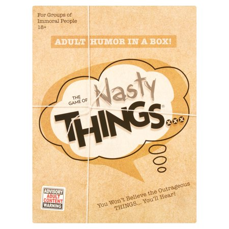 Game of Things Nasty Things… Board Game
