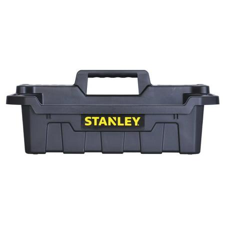 Stanley Tote Tray - PORTABLE STORAGE TOTE TRAY