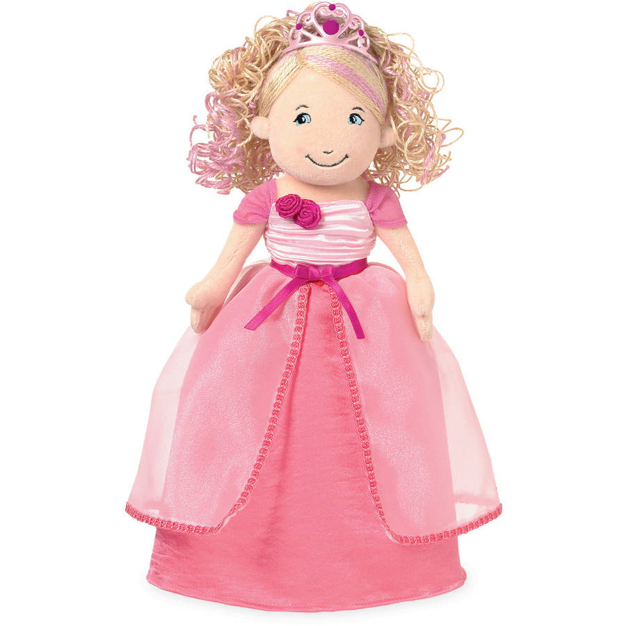 "Manhattan Toy Groovy Girls Princess Seraphina 13"" Doll"